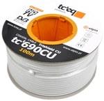 Kabel koncentryczny tc'690 CU/100