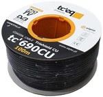 Kabel koncentryczny tc'690 CU-PE/100