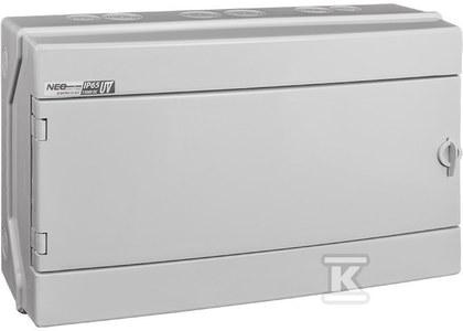 Rozdzielnica natynkowa RH-18/UV IP65 500V AC, 1500V DC PV
