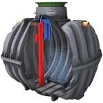 Oczyszczalnia biologiczna jednozbiornikowa ONE2CLEAN-5 w technologii SBR