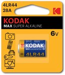 Bateria alkaliczna KODAK Ultra K28A/4LR44, blister=1 szt