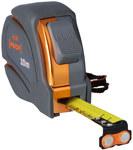 Taśma miernicza/miara zwijana PROF.10mx25mm