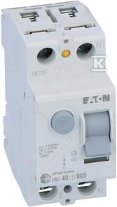 Wyłącznik różnicowoprądowy 6kA typ AC HNC-40/2/003