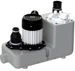 Pompa SANICOM 1 do odprowadzania ścieków szarych z toalet (bez WC) kuchni i pralni