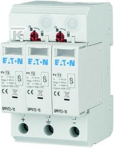 Ogranicznik przepięć typ 2 1000VDC SPPVT2-10-2+PE