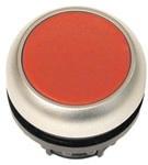 Napęd M22-D-R przycisk płaski czerwony z samopowrotem