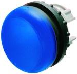Lampka M22-L-B główka niebieska