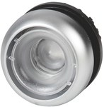 Napęd M22-DL-X przycisk podświetlanypłaski z samopowrotem