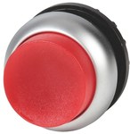 Napęd M22-DLH-R przycisk podświetlany wystający czerwony z samopowrotem