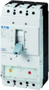 Wyłącznik mocy LZM3, 3-biegunowy Ir=250-320A LZMN3-A320-I