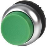 Napęd M22-DH-G przycisk wystający zielony z samopowrotem