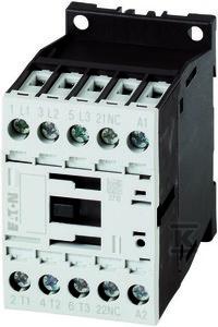 Stycznik mocy, I=9A [AC-3] 0Z 1R DILM9-01(24V50/60HZ)