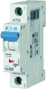 Wyłącznik nadprądowy 1-biegunowy PLSM-C20-MW