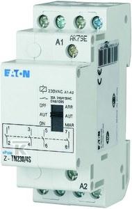 Przekaźnik instalacyjny z funkcją wyboru Z/AUT/W Z-TN230/4S