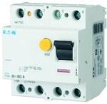 Wyłącznik różnicowoprądowy 4-biegunowy PFIM-25/4/003-MW