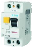 Wyłącznik różnicowoprądowy 2-biegunowy CFI6-25/2/01-A-DE