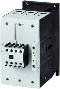 Stycznik mocy 115A [AC-3], 2Z 2R DILM115-22(RAC240)