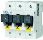 Podstawa rozłącznika z wtykiem i bezpiecznikiem Z-SLS/CEK25/3 TYTAN