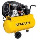 Kompresor olejowy z pompą pasową Stanley 50L, 9 bar.