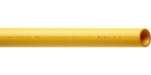 Rura warstwowa gaz PE TS SDR11 160x14.6mm /12m/