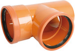 TRÓJNIK PVC 160X110/90 KL.N