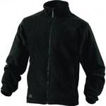 Bluza z polaru poliestru, 280 g/m2 czarny XL