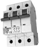Wyłącznik nadprądowy ETIMAT 10 3p B63 6kA