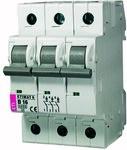 Wyłącznik nadprądowy ETIMAT 6 3p B25