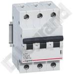 Wyłącznik nadprądowy RX3 3P C 25A 6000A