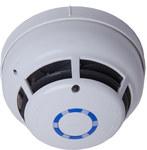 Interaktywna Czujka adresowalna optyczno-termiczna ze zintegrowanym sygnalizatorem głosowym PROTEC 6000PLUS/OPHT/TS