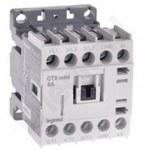 STYCZ.MINI 3P 6A 1NC 415V AC CTX3