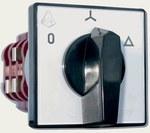 Łącznik krzywkowy 4G40-12-U gwiazda-trójkąt Un: 690 V~ In: 40 A Rozłącznik