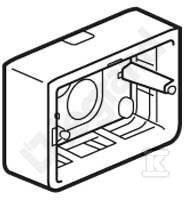 M45:3M Puszka natynkowa pozioma 40mm