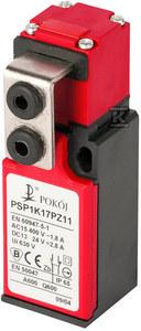 Wyłącznik krańcowy PSP1K17PW02 z kluczem