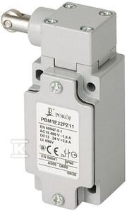 Wyłącznik krańcowy PBM1 E22 PZ02 jednopozycyjny