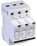 Ogranicznik przepięć Typ 1+2 (BC) 37,5KA 3P DS133RS-230