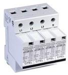 Ogranicznik przepięć Typ 1+2 (BC) 50KA 4P DS134RS-230