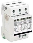 Ogranicznik przepięć Typ 1+2 (BC) 24KA 3P DS103RS-230