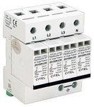 Ogranicznik przepięć Typ 1+2 (BC) 32KA 4P DS104RS-230