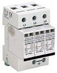 Ogranicznik przepięć Typ 1+2 (BC) 24KA 3P DS103R-230