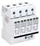 Ogranicznik przepięć Typ 1+2 (BC) 32KA 4P DS104R-230