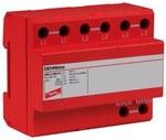 Ogranicznik przepięć DEHNbloc 3 255 H, 3-biegunowy do sieci 230 V AC