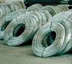 Drut stalowy ocynkowany, FI 6 (1mb=0,22kg) Z350 /50kg/