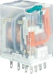 Przekaźnik przemysłowy R4N-2014-23-1024-WTLD styki 4P, obciążenie max 6A/230VAC, cewka 24VDC, WTLD
