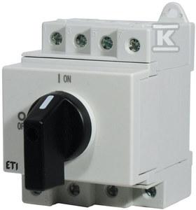 Rozłącznik PV 2-biegunowy 25A LS25 SMA A2 DC 2P