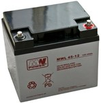 MW Power Akumulator AGM AGM 12V/45Ah 10-12 lat