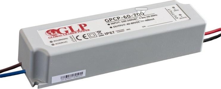 GLP zasilacz LED 700mA/24-78V, GPCP