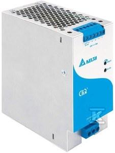 DELTA CLIQ zasilacz na szynę DIN 24V 10A 240W 2-fazowy