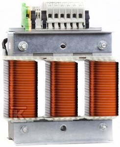 DLS36-0,8 Dławik wejściowy dla mocy 15KW