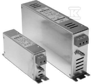 FLD 3007 Filtr wejściowy EMC 3 - fazowy, klasy B dla mocy falowników 0,4-3KW